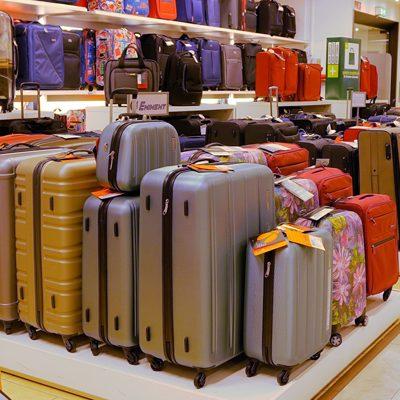 Du kan bruge en kuffert i mange anledninger