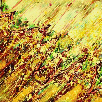 Pynt dit hjem med abstrakte malerier