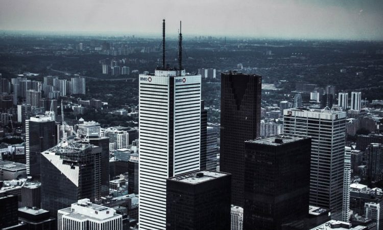 finans bygning
