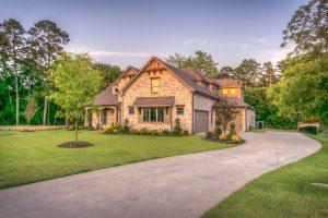 hus og have