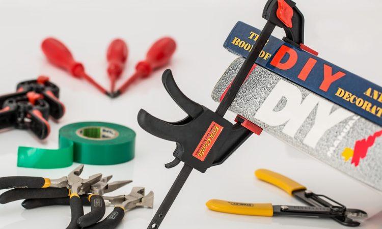 diverse DIY værktøj